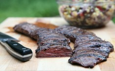 Mojo-Marinated Skirt Steak