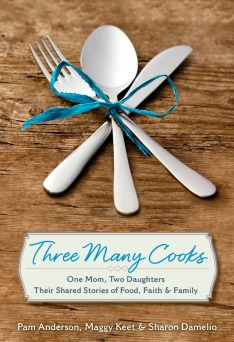 Three Many Cooks Book – The Trailer (and KitchenAid Winner Announced)